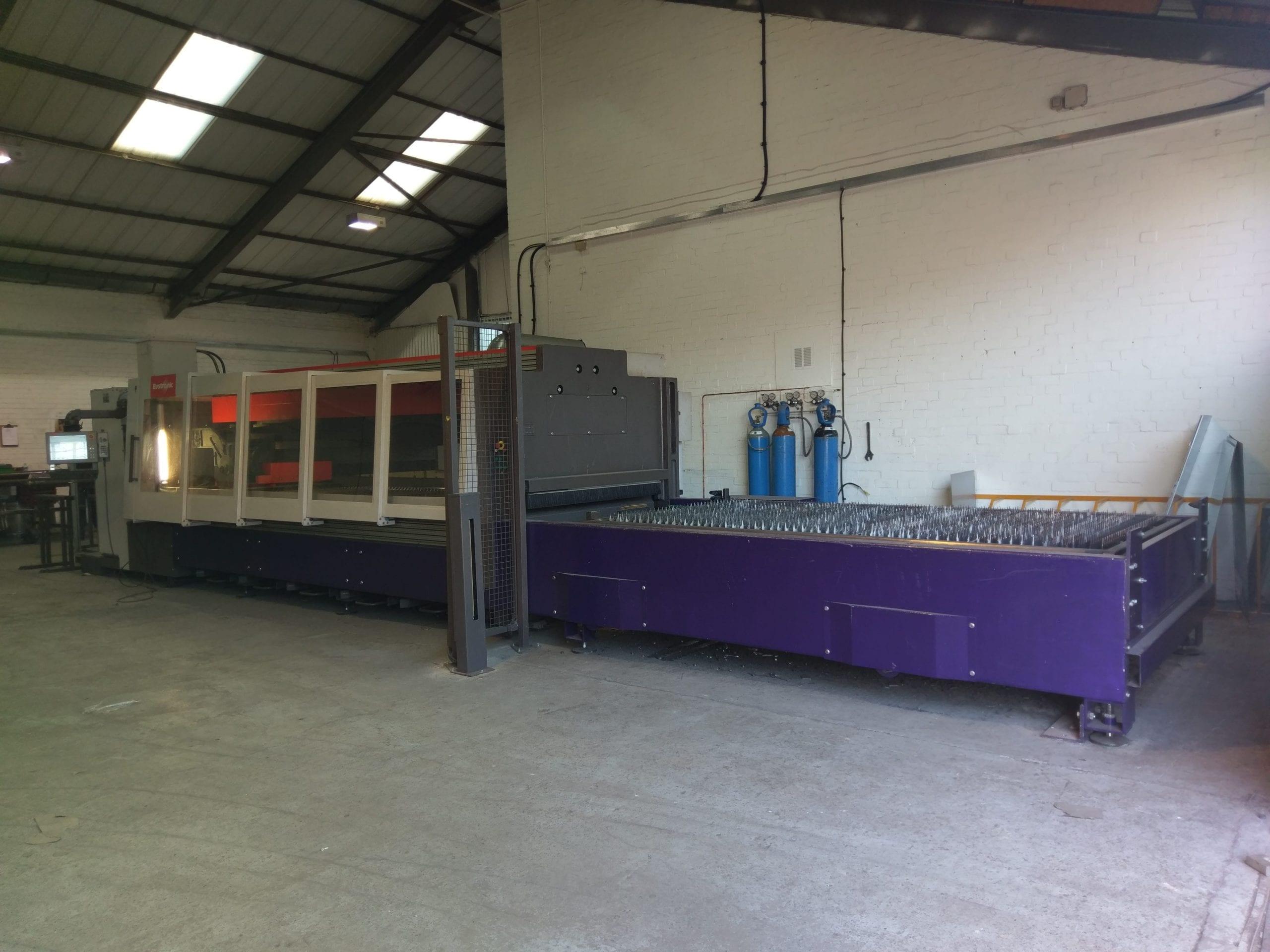 Sheet Metal Laser Cutting In Leeds Yorkshire Pc Fabrication